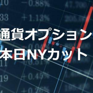 通貨オプション-3/25NYカット-枚数